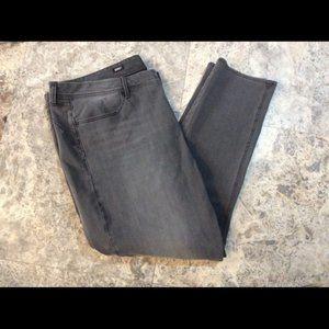 NYDJ Grey Skinny Jeans Size 26